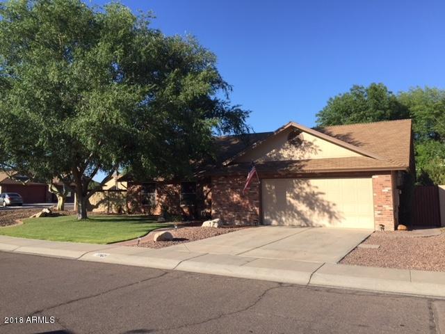 17621 N 86TH Avenue, Peoria, AZ 85382 (MLS #5771754) :: Desert Home Premier