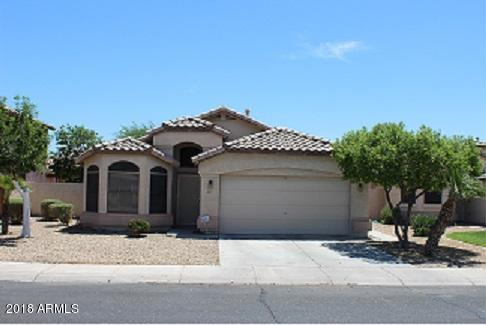 1623 N 125TH Lane, Avondale, AZ 85392 (MLS #5776165) :: My Home Group