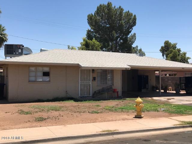 461 N Drew Street, Mesa, AZ 85201 (MLS #5777691) :: My Home Group