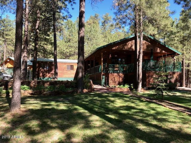 2531 Old Rim Road #278, Forest Lakes, AZ 85931 (MLS #5779518) :: Essential Properties, Inc.