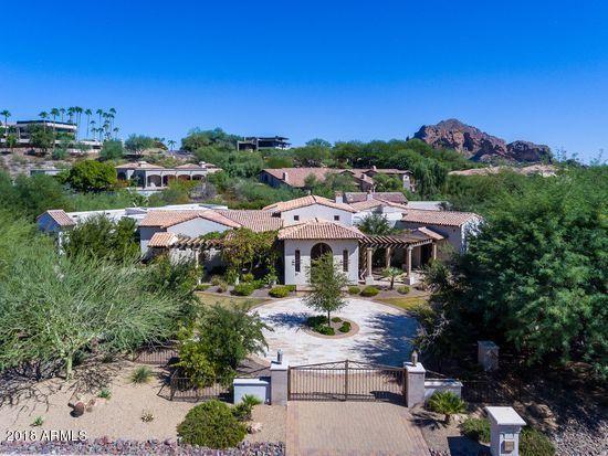 6033 N 38TH Place, Paradise Valley, AZ 85253 (MLS #5780038) :: Arizona Best Real Estate