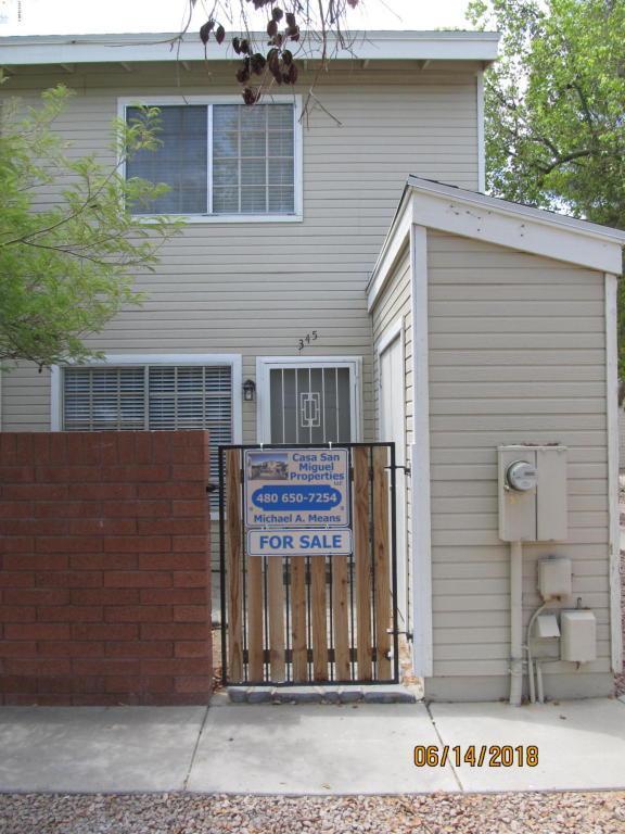 2301 E University Drive #345, Mesa, AZ 85213 (MLS #5780467) :: Essential Properties, Inc.