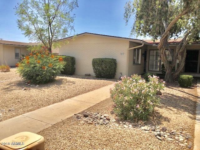 19215 N Camino Del Sol Drive, Sun City West, AZ 85375 (MLS #5780897) :: The Worth Group