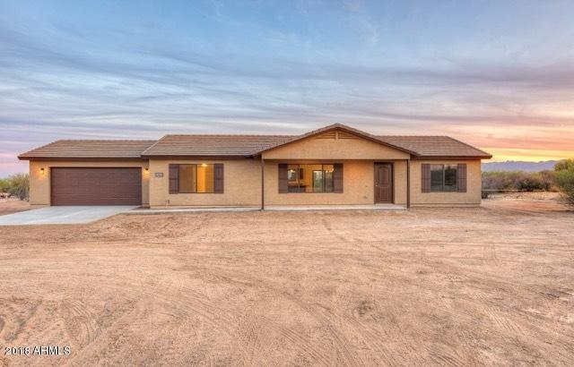 20335 W Arlington Road, Buckeye, AZ 85326 (MLS #5780965) :: My Home Group