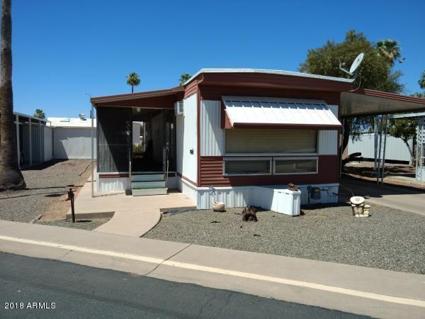 2460 E Main Street G15, Mesa, AZ 85213 (MLS #5782120) :: Arizona Best Real Estate