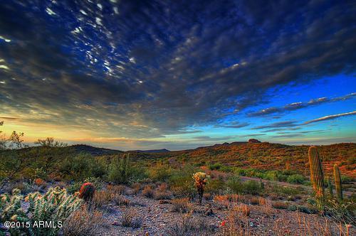 0 N Cow Creek Road, Morristown, AZ 85342 (MLS #5782503) :: The Kenny Klaus Team