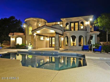 10440 E Larkspur Drive, Scottsdale, AZ 85259 (MLS #5782534) :: Realty Executives