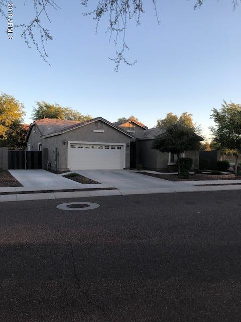 16837 W Mohave Street, Goodyear, AZ 85338 (MLS #5783228) :: The Daniel Montez Real Estate Group