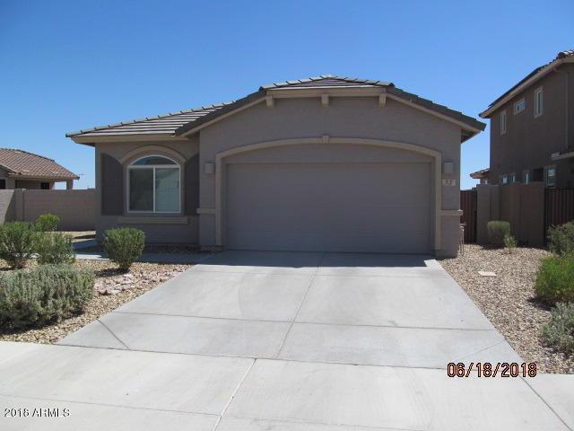 77 S 195TH Lane, Buckeye, AZ 85326 (MLS #5783494) :: Devor Real Estate Associates