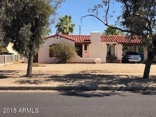 1533 E Brill Street, Phoenix, AZ 85006 (MLS #5784183) :: Group 46:10