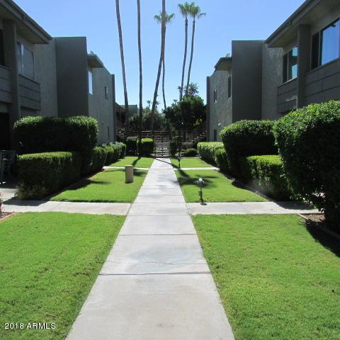 4620 N 68TH Street #126, Scottsdale, AZ 85251 (MLS #5785967) :: Riddle Realty