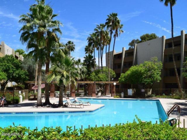 7625 E Camelback Road A113, Scottsdale, AZ 85251 (MLS #5786226) :: My Home Group