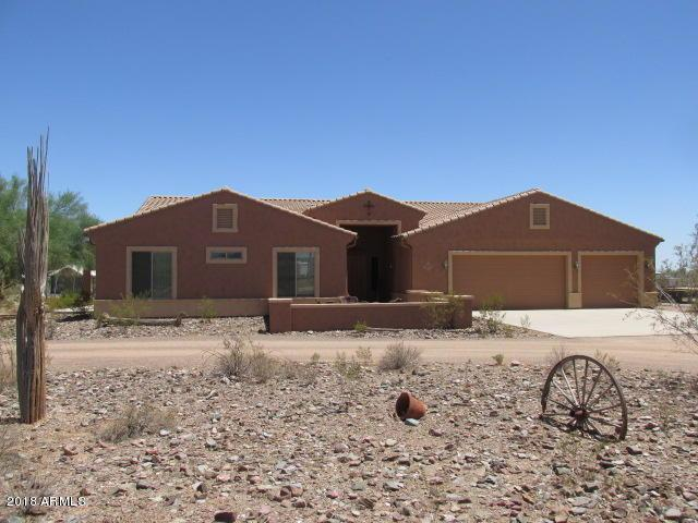 16175 W Skinner Road, Surprise, AZ 85387 (MLS #5788043) :: Kortright Group - West USA Realty
