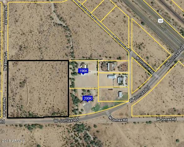 xxxx W Jomax Road, Surprise, AZ 85387 (MLS #5788724) :: Maison DeBlanc Real Estate