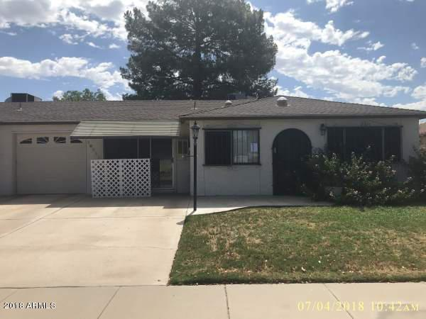 10311 N 96th Avenue A, Peoria, AZ 85345 (MLS #5789865) :: Riddle Realty