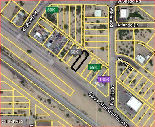3822 W Frontier Street, Eloy, AZ 85131 (MLS #5789981) :: The Kenny Klaus Team