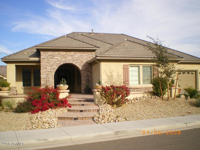 26011 N 55TH Drive, Phoenix, AZ 85083 (MLS #5790607) :: Revelation Real Estate
