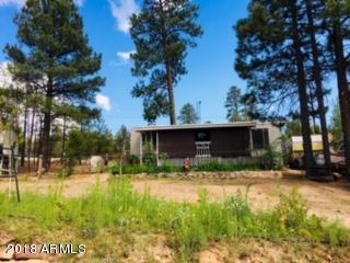 2063 Sagebrush Drive, Overgaard, AZ 85933 (MLS #5792129) :: The Daniel Montez Real Estate Group