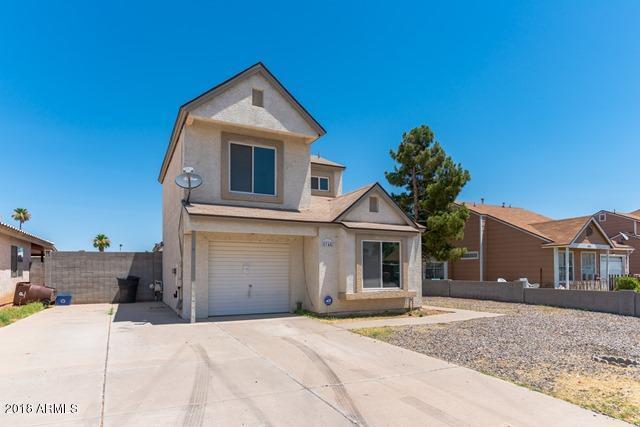 8744 W Jefferson Street, Peoria, AZ 85345 (MLS #5792200) :: Keller Williams Legacy One Realty