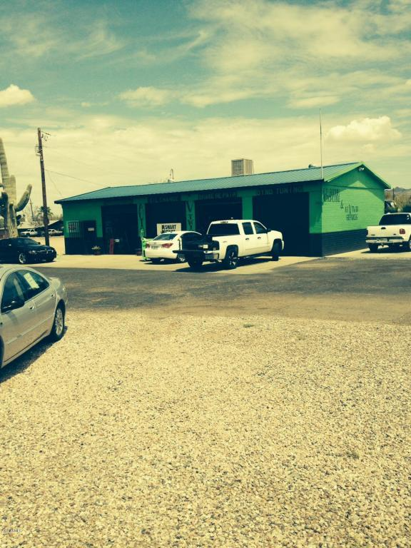 1302 W Apache Trail, Apache Junction, AZ 85120 (MLS #5792361) :: The Daniel Montez Real Estate Group