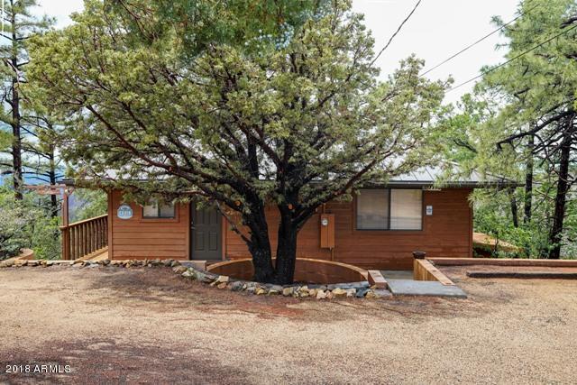 1196 N High Point Drive, Prescott, AZ 86305 (MLS #5793168) :: Conway Real Estate
