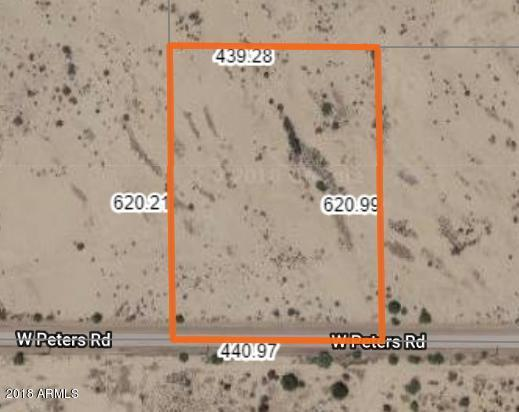 23740 W Peters Road, Casa Grande, AZ 85193 (MLS #5793540) :: Keller Williams Legacy One Realty