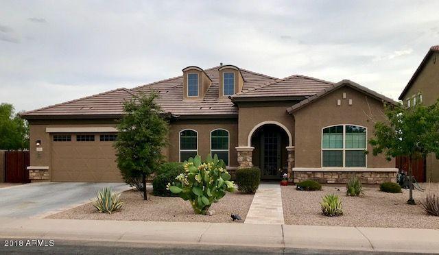 2991 E Castanets Court, Gilbert, AZ 85298 (MLS #5794015) :: Occasio Realty
