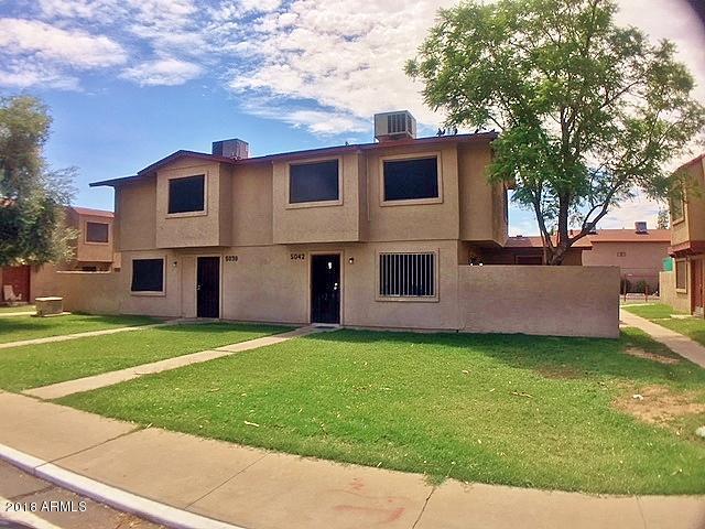 5042 N 40TH Avenue, Phoenix, AZ 85019 (MLS #5794263) :: Santizo Realty Group