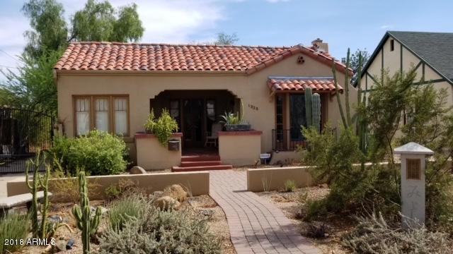 1325 W Portland Street, Phoenix, AZ 85007 (MLS #5794276) :: Santizo Realty Group