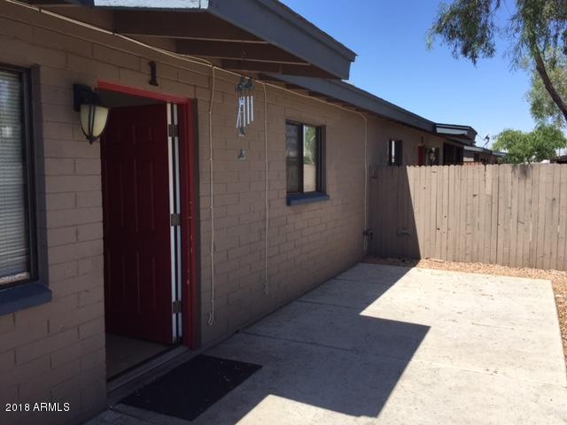 1626 N 26TH Place, Phoenix, AZ 85008 (MLS #5794737) :: The Daniel Montez Real Estate Group