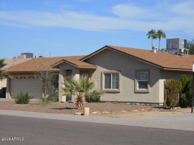 15207 N 37TH Avenue, Phoenix, AZ 85053 (MLS #5794995) :: Brett Tanner Home Selling Team