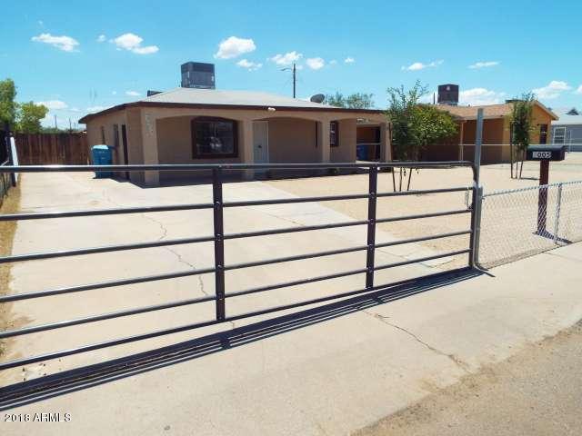 3005 W Adams Street, Phoenix, AZ 85009 (MLS #5795475) :: The Daniel Montez Real Estate Group