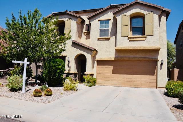 4717 S Antonio Circle, Mesa, AZ 85212 (MLS #5796508) :: Team Wilson Real Estate