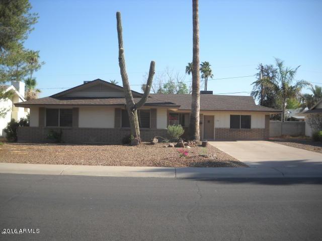 1128 E Loyola Drive, Tempe, AZ 85282 (MLS #5796901) :: The Laughton Team