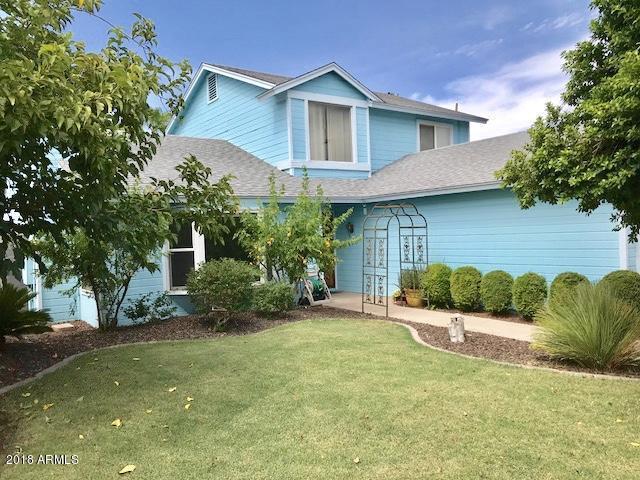 1319 W Highland Street, Chandler, AZ 85224 (MLS #5796994) :: Occasio Realty