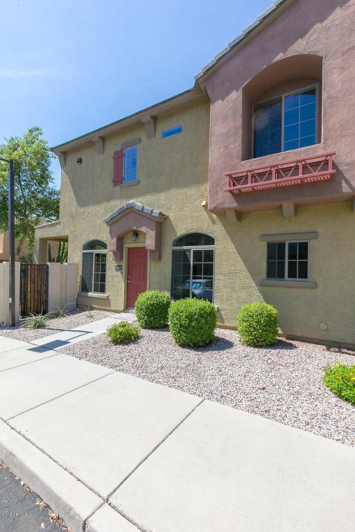 2402 E 5TH Street #1665, Tempe, AZ 85281 (MLS #5797740) :: Brett Tanner Home Selling Team