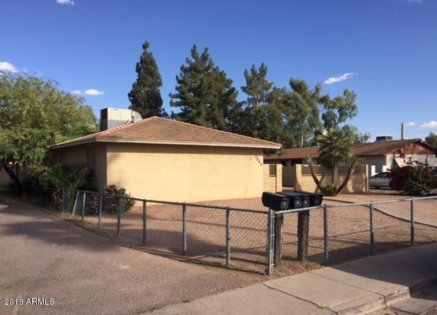 3849 N 23RD Drive, Phoenix, AZ 85015 (MLS #5799914) :: The Daniel Montez Real Estate Group