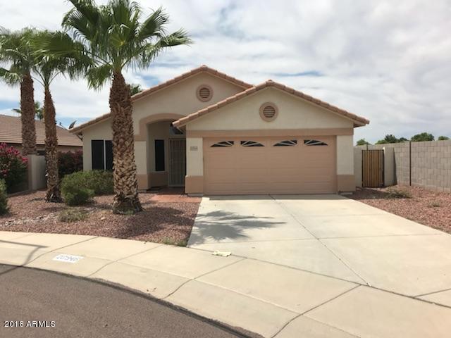 20946 N 85TH Lane, Peoria, AZ 85382 (MLS #5800170) :: The Laughton Team
