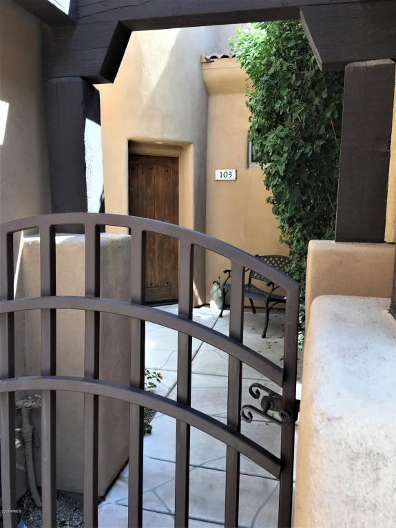 16410 S 12th Street #103, Phoenix, AZ 85048 (MLS #5801232) :: The Daniel Montez Real Estate Group