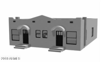 323 N 13TH Place, Phoenix, AZ 85006 (MLS #5802571) :: The Daniel Montez Real Estate Group