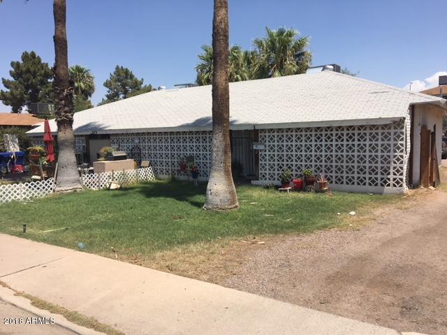 213 S Allen, Mesa, AZ 85204 (MLS #5803043) :: The Daniel Montez Real Estate Group