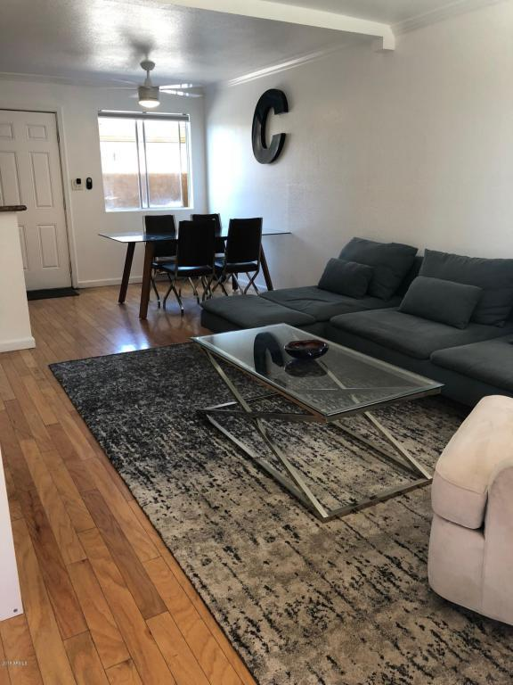 4401 N 12TH Street #102, Phoenix, AZ 85014 (MLS #5804025) :: Team Wilson Real Estate