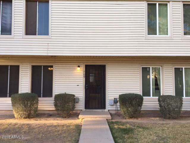 709 E Vaughn Drive, Tempe, AZ 85283 (MLS #5804119) :: Yost Realty Group at RE/MAX Casa Grande