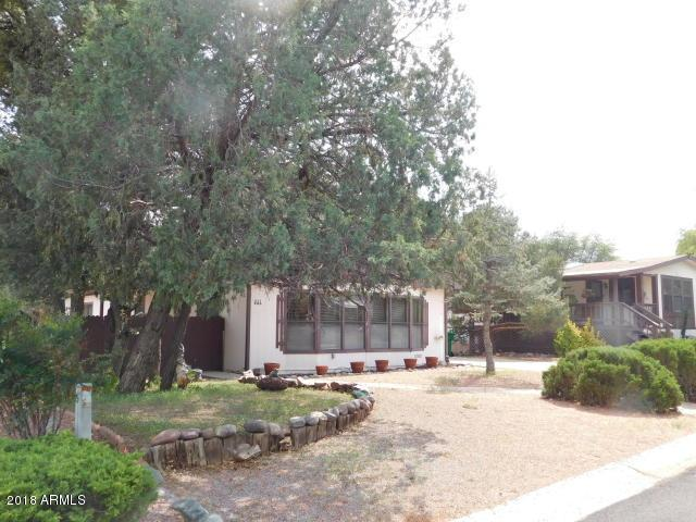 1111 W Crestview Drive, Payson, AZ 85541 (MLS #5804302) :: The Daniel Montez Real Estate Group