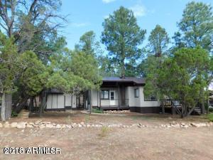 2176 Tenderfoot Trail, Overgaard, AZ 85933 (MLS #5804545) :: Brett Tanner Home Selling Team