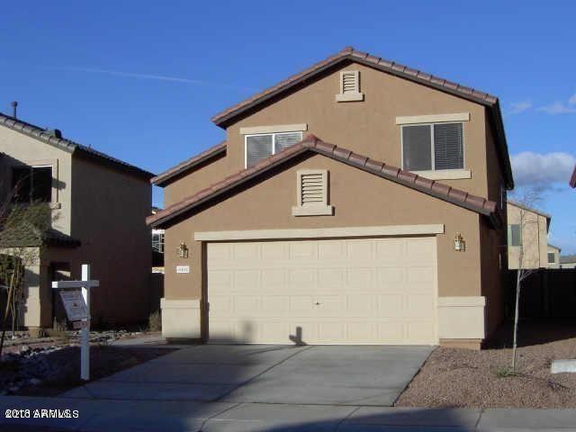 41680 W Sunland Drive, Maricopa, AZ 85138 (MLS #5805760) :: My Home Group
