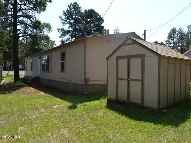 820 N 43RD Drive, Show Low, AZ 85901 (MLS #5805766) :: The Daniel Montez Real Estate Group