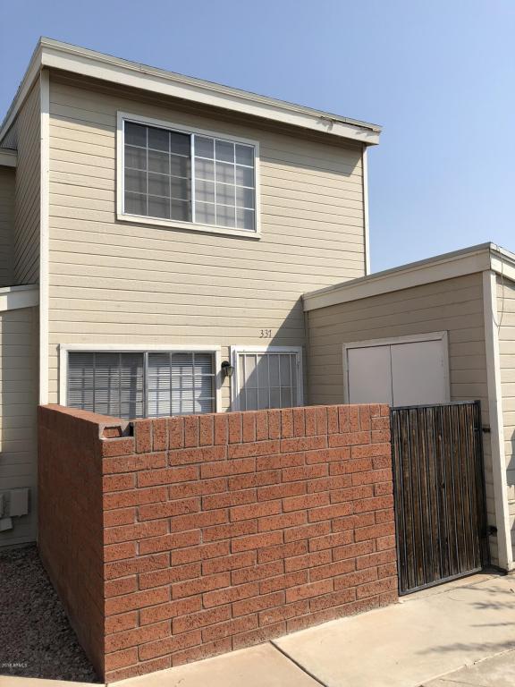 2301 E University Drive #337, Mesa, AZ 85213 (MLS #5805814) :: The Garcia Group @ My Home Group
