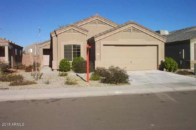 12446 W Hearn Road, El Mirage, AZ 85335 (MLS #5806414) :: Devor Real Estate Associates
