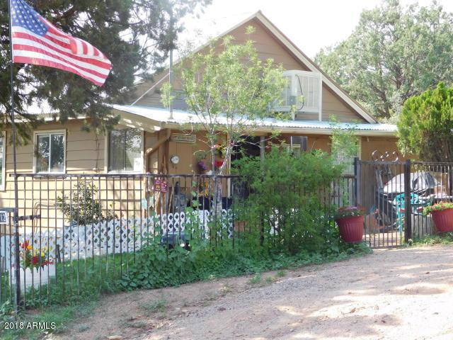 912 W Summit Street, Payson, AZ 85541 (MLS #5806453) :: The Bill and Cindy Flowers Team